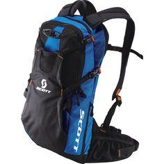 MarchasyRutas Si deseas una backpack para MTB que ha recibido una intensa revisión, entonces consultar la Scott Grafter Protect 12