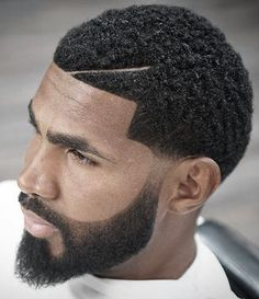 Getting and styling the most effective afro hairstyles for males shouldn't be a tedious search. With so many cool methods to model afro haircuts – brief, Beard Styles For Men, Hair And Beard Styles, Curly Hair Styles, Natural Hair Styles, Black Man Beard Styles, Black Men Haircuts, Black Men Hairstyles, Afro Hairstyles, Hairdos