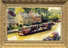 Stoke Bruerne Miniature Paintings, Miniatures, Artist, Pictures, Photos, Artists, Photo Illustration, Mockup, Minis