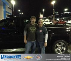 #HappyBirthday to Stephanie Shea from Katie  Butler at Lake Country Chevrolet Cadillac!