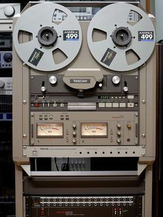 Vintage Audio Tascam 42B RTR Tape Deck.