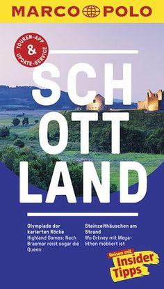 Schottland MARCO POLO Reiseführer