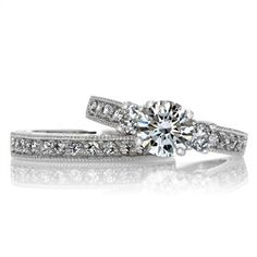 Engagement Rings / Wedding Ring Sets