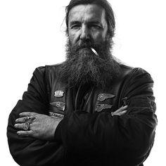 Beard Art, Angels Logo, Hipster Beard, Clean Shaven, Great Beards, Hells Angels, Biker Style, Chopper, Motorcycles
