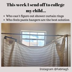 College aged kid humor. Middle aged mom life. Life is funny. Parenting is hilarious.