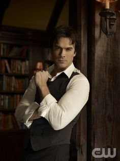 Pictured: Ian Somerhalder as Damon Photo Credit: Art Streiber / The CW © 2010 The CW Network, LLC. All Rights Reserved.