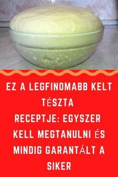 Hungarian Desserts, Hungarian Recipes, Cooking Recipes, Healthy Recipes, Baking And Pastry, Bread And Pastries, Healthy Cookies, Food Crafts, No Bake Cake