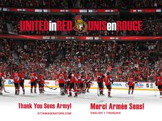 Ottawa Senators splash page Stars Hockey, Ice Hockey Teams, Splash Page, Ottawa, Calgary, Fans, Army, Canada, Stripes