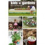 Natural Play Spaces: Children's Veggie Gardens