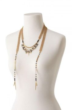 Laurel Lariat Necklace by Stella & Dot