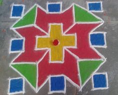 Get the best and latest Diwali rangoli design in here. Create these rangoli designs to ring in the festivals and special occasions with pomp and gaiety. Rangoli Designs Diwali, Diwali Rangoli, Rangoli Designs With Dots, Rangoli With Dots, Beautiful Rangoli Designs, Flower Rangoli, Indian Festivals, Maths, Special Occasion