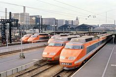 French High Speed Train (1981)