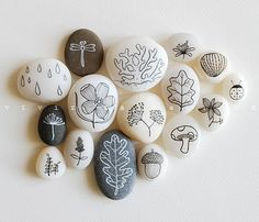Pebble painting 5