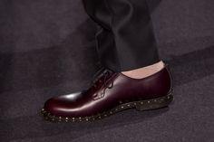 Valentino Men's Fashion Week Fall 2016 Shoes