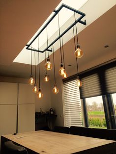 All Details You Need to Know About Home Decoration - Modern Home Lighting, Lighting Design, Lampe Industrial, Lampe Decoration, Brick Texture, Kitchen Lamps, Restaurant Interior Design, Ceiling Pendant, Vintage Lighting