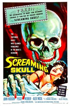 vintage horror movie posters | movies from the golden age of black and white films approximately the ...