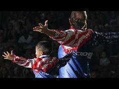 DANCE OFF: PBR's Flint Rasmussen vs. Mini-Flint