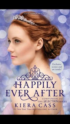 "From Kiera's Twitter: ""Happily Ever After is the hardback bind up of the 4 novellas, 3 scenes in Celeste's POV, map, and more! Out Oct 6!""  Soooooo Excited!!!"