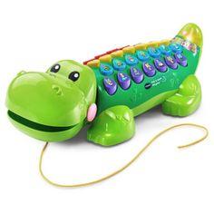 VTech Pull & Learn Alligator : Target