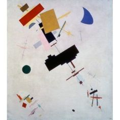 Suprematism Number 56 Kazimir Malevich (1878-1935 Russian) Russian State Museum St Petersburg Russia Canvas Art - Kasimir Malevich (18 x 24)