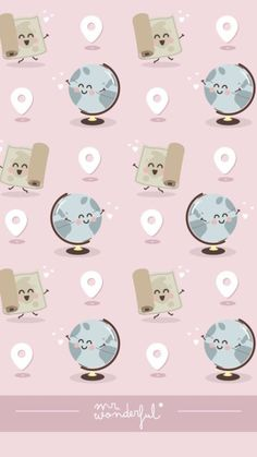 Wonderful wallpapers you will want to put on all your devices – Fondos – pattern Phone Screen Wallpaper, Wallpaper Iphone Cute, Cellphone Wallpaper, Wallpaper Quotes, Mr Wonderful, Cute Cartoon Wallpapers, Pretty Wallpapers, Cute Backgrounds, Wallpaper Backgrounds