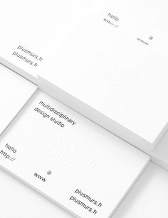 graphic design | business cards
