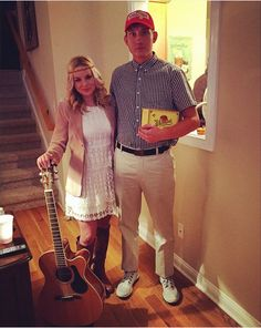 25 of the Cutest Couples Costumes for Halloween