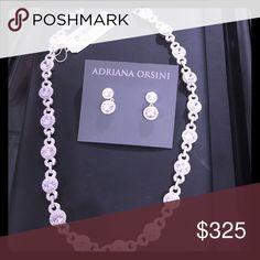 Adriana Orsini Crystal jewelry Adriana Orsini Jewelry Necklaces