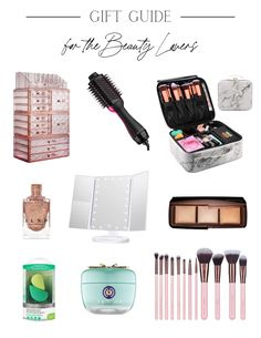 Gift Guide: for the Beauty Lovers | Makeup Junkies | Christmas Gift Ideas | Holiday Shopping
