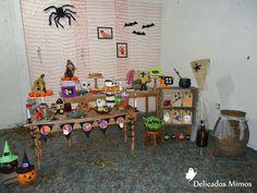Aniversário 11 anos - Halloween