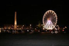 Une #nuit place de la Concorde...good #night #Paris ! #tourisme #tourism
