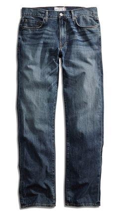 Lucky Brand 363 New Vintage Straight Mens Straight Jeans - El Dorado