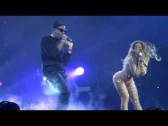 Beyoncé & Jay Mrs Carter Show World Tour O2 Arena London 04.03.2014