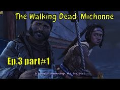The Walking Dead Michonne - ABOUT - The Walking Dead: Michonne is an episodic interactive drama graphic adventure survival horror based on Robert Kirkman's T. Walking Dead Comic Book, The Walking Dead, Book Series, Horror, Drama, Comic Books, Adventure, Comics, Games