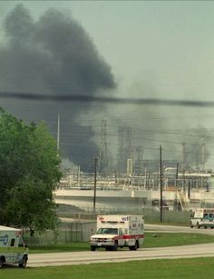Mar 27th - Phillips explosion of 2000 kills 1 and injures 71 in Pasadena, Texas.