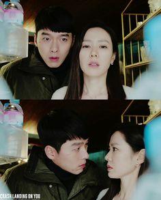 Korean Actors, Korean Dramas, Hyun Bin, Drama Korea, Netflix, Sweet Couple, My Crush, Movies And Tv Shows, Landing