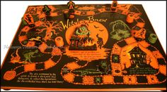 Board Game (looks like fun!)