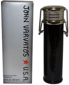 Men John Varvatos John Varvatos Star U.S.A EDT Spray 3.4 oz