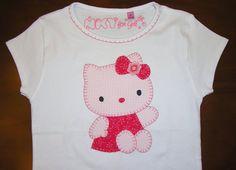 Modelos de camisetas con aplicaciones   Aprender manualidades es facilisimo.com