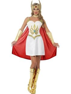 Deluxe She-Ra Costume