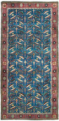 I love oriental rugs