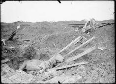 La région fortifiée de Verdun en février 1917. – ECPAD