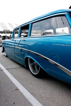 Chevy wagon