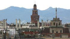Milan Skyline   Conociendo la ciudad de Milán   Pinterest