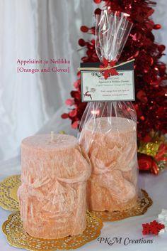 Palm Pillar - Appelsiinit ja Neilikka, AU$16.00