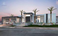 Residencia 118: Casas de estilo moderno por Elias Braun Architecture