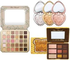 Too Faced Summer 2017 Makeup Collection- That silver highlight will be mine!