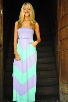 Get To The Point Maxi Dress: Mint