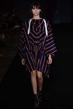 Rag & Bone Spring 2017 Ready-to-Wear Fashion Show - Charlee Fraser