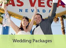 Affordable Las Vegas Strip Wedding Packages. See our specials.